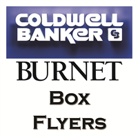 Coldwell Banker Burnet Box Flyer Templates